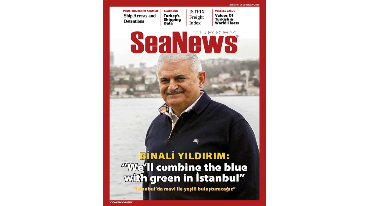 SEANEWS 56 BİNALİ YILDIRIM